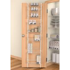 ... Panacea Grayline Pantry Door Spice Rack Organizer Ideas: Modern Pantry  Door Rack Ideas ...