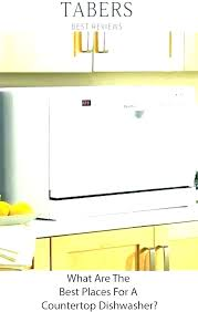 mounting dishwasher
