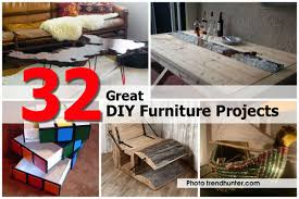 Diy Furniture 32 Great Diy Furniture Projects