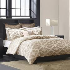 luxury taupe comforter set