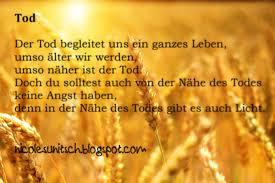 Gedichte Von Nicole Sunitsch Autorin Sprüche Tod Aus Dem Buch