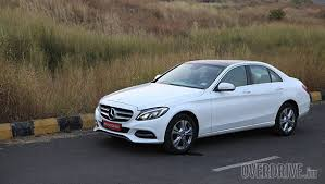 27.85 lakhs on 22 march 2021. 2015 Mercedes Benz C200 India Road Test Review Overdrive