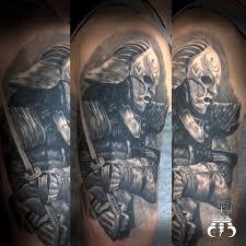 тату на плече парня самурай фото рисунки эскизы