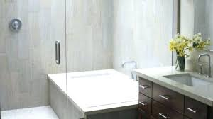 tub shower combo ideas bathtub design walk in for small bathroom faucet jetted drop bathrooms astonishing drain size f