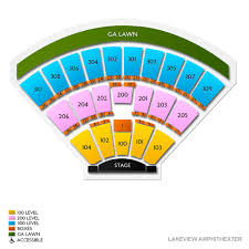 St Joseph S Amphitheater Seating Chart St Josephs Health Amphitheater At Lakeview 2019 Seating Chart