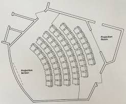 One World Theater Seating Chart Auditorium Seating Layout Dimensions Guide Theatre