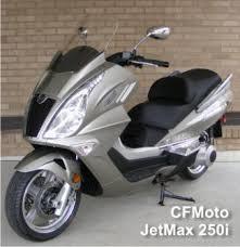 cfmotojetmax cfmoto jetmax 250 scooter