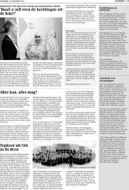Pagina 5 Drieklankdominees Gaan Voor Teamwork Vanaf Dit Seizoen
