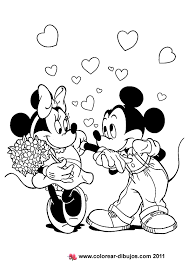 mickey and minnie valentines day coloring pages. Plain Mickey Valentineu0027s Day Coloring Pagesmickey And Minnie And Mickey Minnie Valentines Coloring Pages I