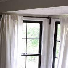 bay window curtain rod. Bay Window Curtain Rods For Windows Rod