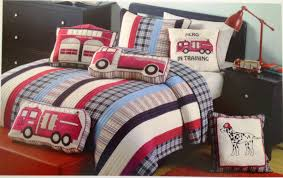 awesome fire engine duvet cover 6 fire truck bedding twin ideas