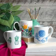 Custom Mugs with DIY Flavor