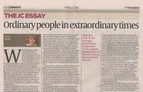 anne sebbaordinary people in extraordinary times anne sebba the jewish chronicle ordinary people in extraordinary times