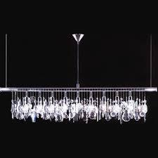 james moder 94160s22 crystal broadway linear chandelier