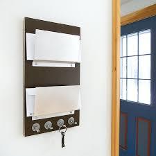 office door mail holder. Hanging Mail Organizer Wall Diy . Office Door Holder T