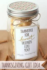 diy gifts 2018 2019 thankful for friends like you gift idea cute