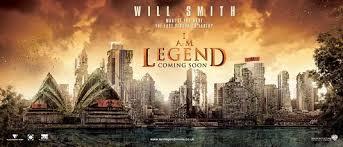 نتیجه تصویری برای I Am Legend 2007