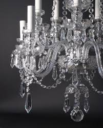 lighting stunning vintage crystal chandelier 5 charming 11 crystals decorative antique lamps with prisms rectangle replacement