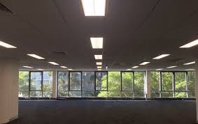 Troffer Light Spacing Led Troffer Meets Tenants Light Requirements Where Fluoros