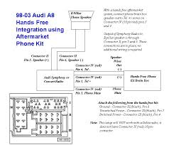 nokia 6310i car kit wiring diagram wiring diagrams coversion to bluetooth audi a8 s8 tyresmoke