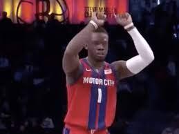 Brooklyn Nets Fans Call Pistons' Reggie ...