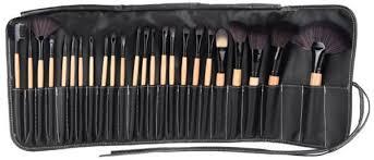 makeupbrushset 10pcsmakeupbrushset professionalmakeup brushes bamboo handle makeup brushes cosmetics brushes kit these essential brushes are
