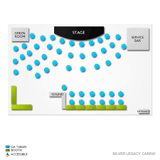 Silver Legacy Reno Grande Exposition Hall Seating Chart Greg Morton Fri Jan 10 2020 7 30 Pm Silver Legacy Casino