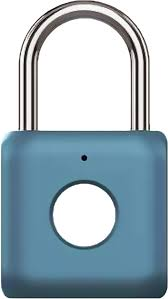 Купить умный <b>замок Xiaomi Smart Fingerprint</b> Lock Padlock YD-K1 ...