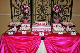 Minnie Mouse Baby Shower Decorations Minnie Mouse Baby Shower Ideas
