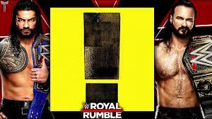 WWE Royal Rumble 2021 Custom Theme Song