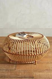 rattan round coffee table wicker round coffee table best gallery of tables furniture round rattan coffee