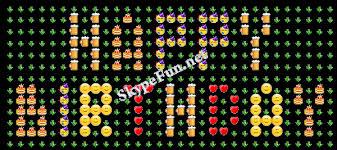 Emoji Art Copy Paste Capriartfilmfestival