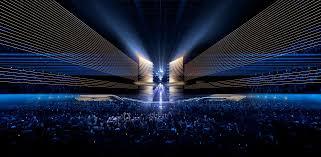 Eurovision 2018 Stage Design Eurovision 2020 Stage Design Flat Minimalist And Modern