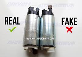 How to Spot Fake <b>Walbro</b> '<b>255LPH</b>' <b>GSS342</b> Fuel Pumps 2017/18 ...