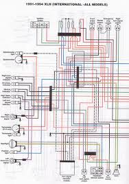 1994 harley davidson sportster 1200 xl wiring diagram not lossing 1994 sportster wiring diagram simple wiring diagram schema rh 53 lodge finder de harley davidson