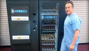 Medbox Vending Machine Custom MedBox Inc To Open Thirty Branded Dispensaries In San Diego