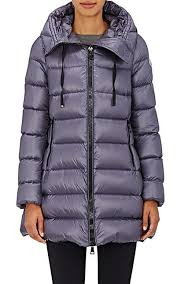 Moncler Suyen Down-Quilted Coat | Barneys New York & Moncler Suyen Down-Quilted Coat - Coats - 504666800 Adamdwight.com