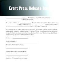 Business Press Release Template Music Press Release Template Free