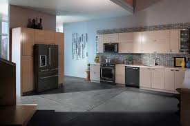 kitchenaid appliances. black stainless steel appliances trend kitchenaid collection c