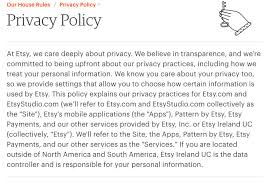 Privacy Policies are Legally Required - Privacy Policies