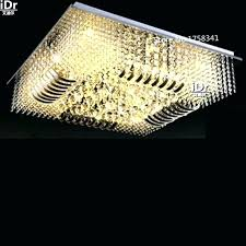 square crystal chandelier square crystal chandelier new luxury modern square crystal chandelier lighting living room lights