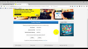 idea postpaid bill payment through billdesk to get back 5 percent money back you