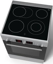 Electric stove Flat Top Bosch Hca854450a 60cm Serie Freestanding Electric Ovenstove Appliances Online Appliances Online Bosch Hca854450a 60cm Serie Freestanding Electric Ovenstove