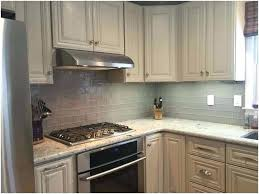 Kitchen With Glass Tile Backsplash Interesting Glass Mosaic Subway Tile Smartly Backsplash And Novape