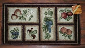 2x3 kitchen rug cotton rugs mat burdy washable mats fruit gs pears area rugs bath and kitchen 2x3
