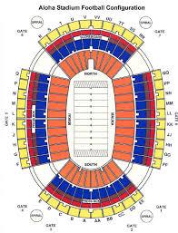 Aloha Stadium Aloha Stadium Maps