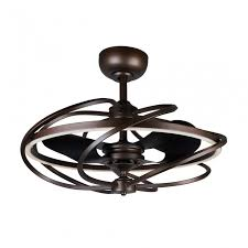More Views. 27 Inch Solstice Modern LED Reversible 3 Blade Ceiling Fan With  Lights ...