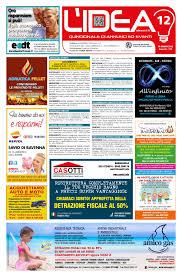 Lidea n 12 del 18 giugno 2015 by publik image srl issuu