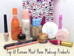 Korean Makeup Products Must Have