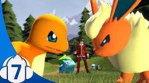 Phim Pokemon Huyền Thoại Ngoại truyện Tập 7 - Pokemon Tiếng Việt - chiến  đấu với lửa - Truthabouttoyota